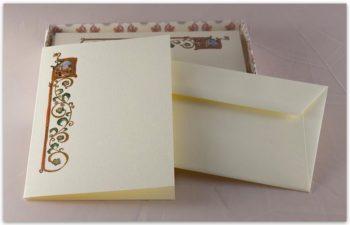 Biglietti A Libro Carta Rusticus Decorazione Segnalibro