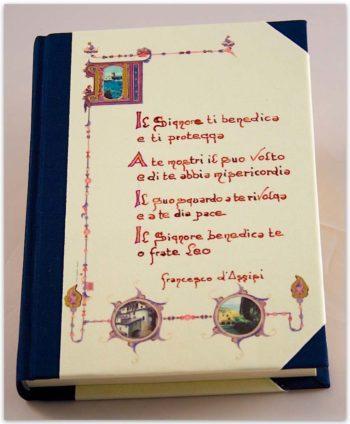 Quaderno Preghiera Semplice, 144 Fogli