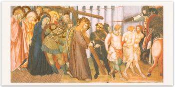 Biglietto Lorenzetti, Salita Al Calvario