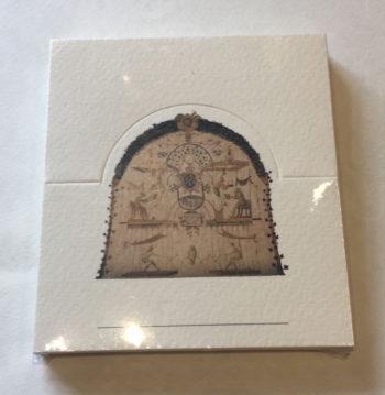 Segnaposti Carta Fabriano Decorazione Volta Pinta